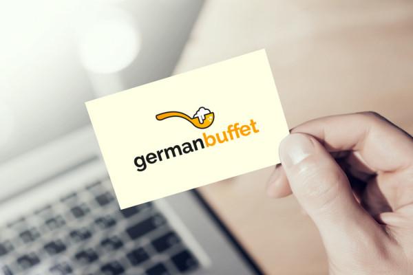Sample branding #2 for Germanbuffet