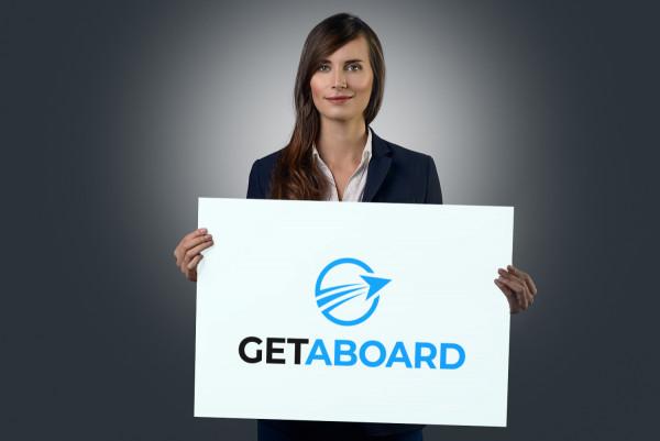 Sample branding #3 for Getaboard