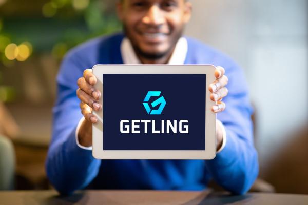 Sample branding #2 for Getling