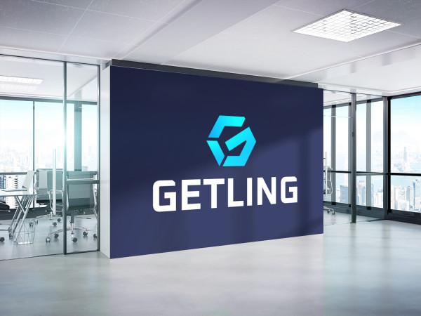 Sample branding #3 for Getling