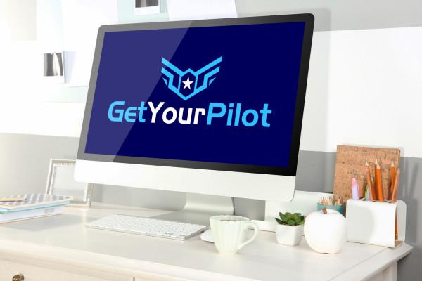 Sample branding #2 for Getyourpilot