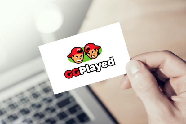 Sample branding #2 for Ggplayed