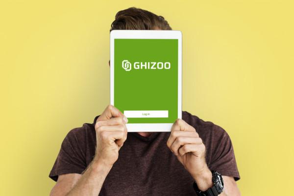 Sample branding #1 for Ghizoo
