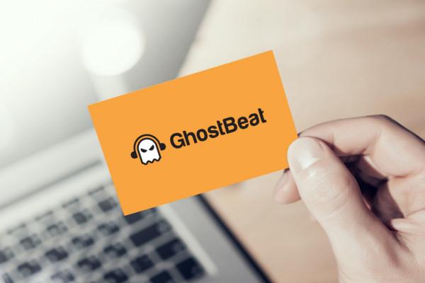 Sample branding #2 for Ghostbeat