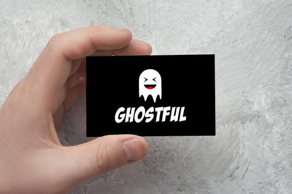 Sample branding #1 for Ghostful
