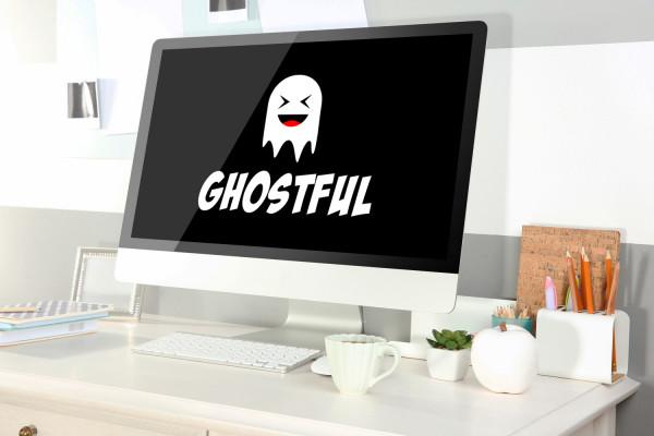 Sample branding #2 for Ghostful