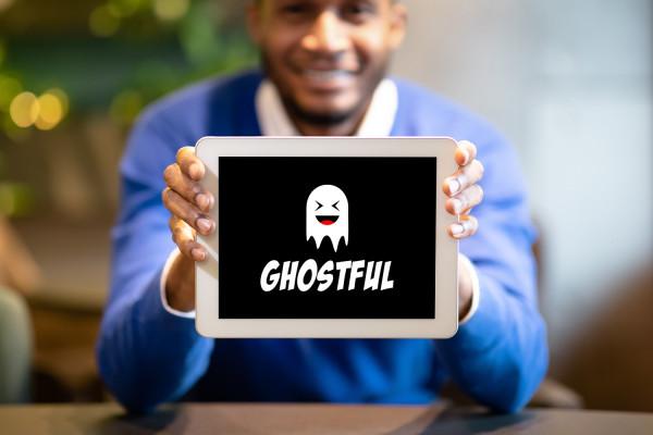 Sample branding #3 for Ghostful
