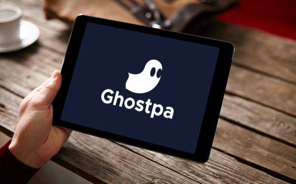 Sample branding #1 for Ghostpa