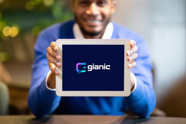 Sample branding #2 for Gianic