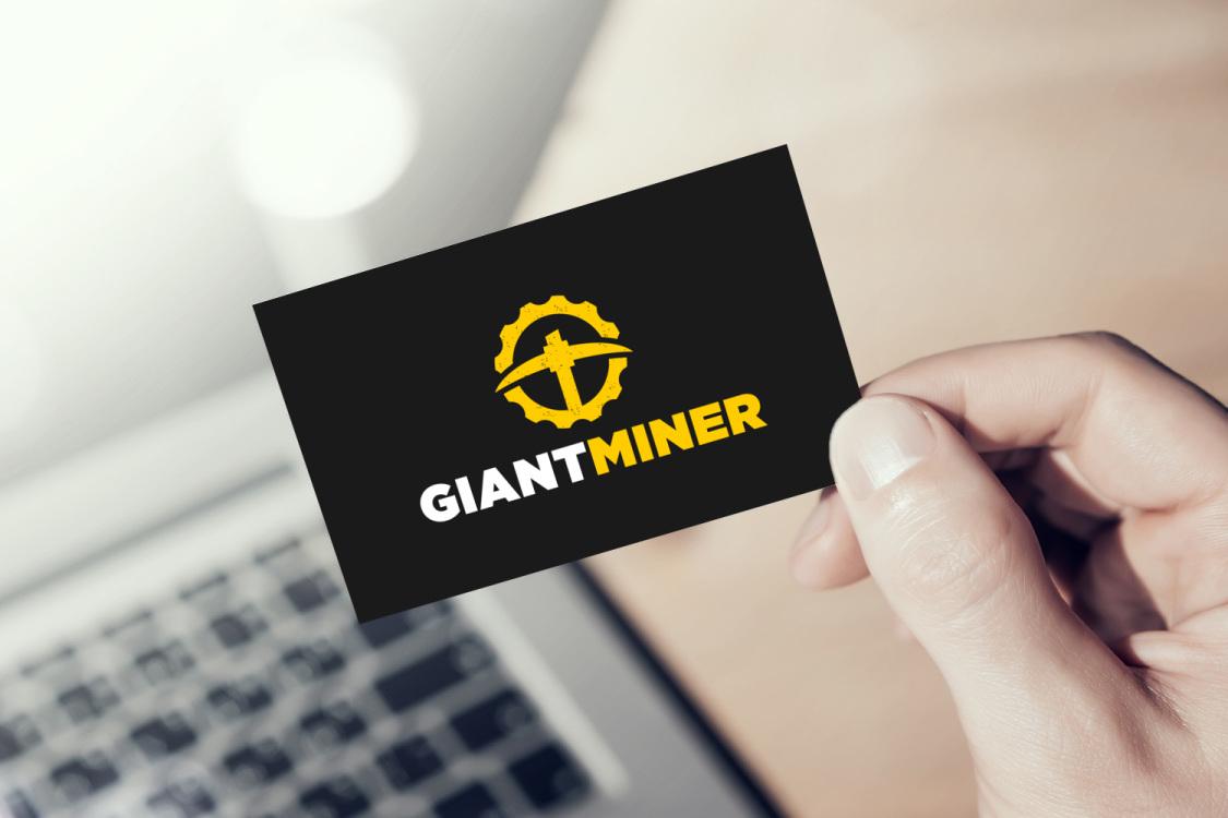 Sample branding #1 for Giantminer