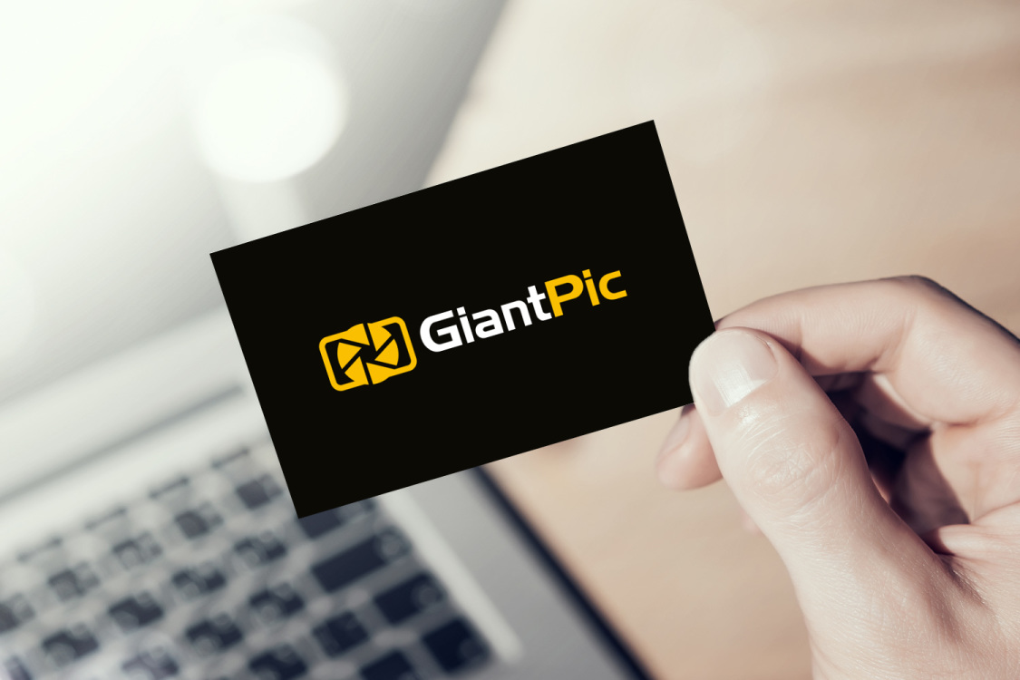 Sample branding #1 for Giantpic