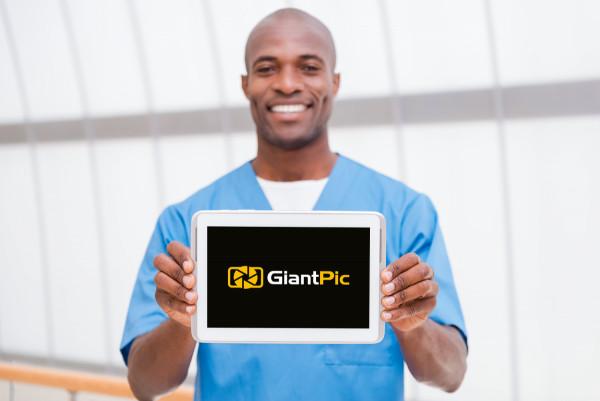 Sample branding #2 for Giantpic