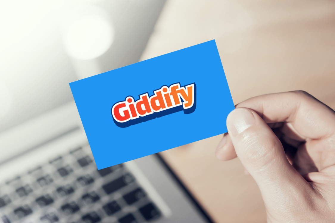 Sample branding #1 for Giddify