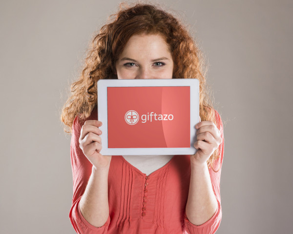 Sample branding #2 for Giftazo