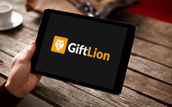 Sample branding #2 for Giftlion