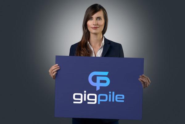 Sample branding #2 for Gigpile