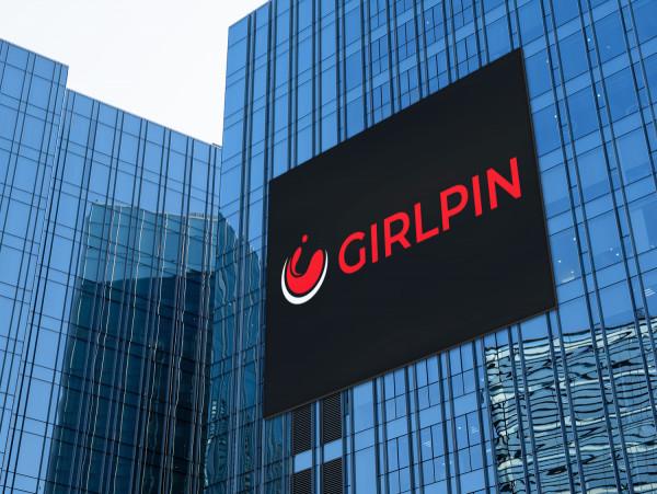 Sample branding #1 for Girlpin
