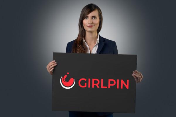 Sample branding #3 for Girlpin