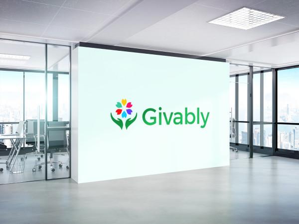 Sample branding #2 for Givably