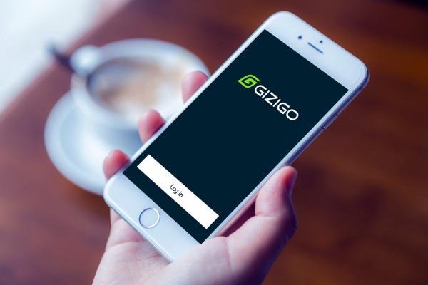 Sample branding #2 for Gizigo