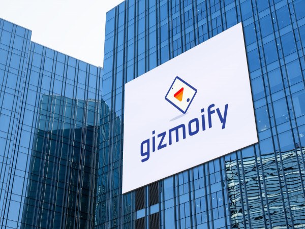Sample branding #2 for Gizmoify