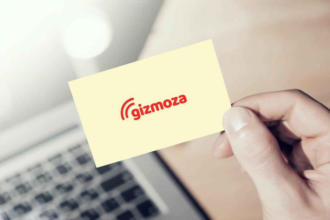 Sample branding #1 for Gizmoza