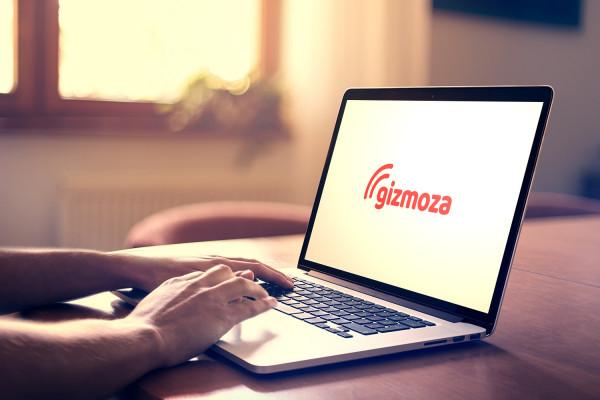 Sample branding #3 for Gizmoza
