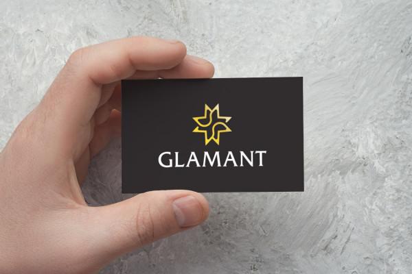 Sample branding #3 for Glamant