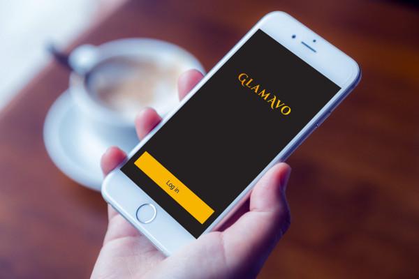 Sample branding #3 for Glamavo