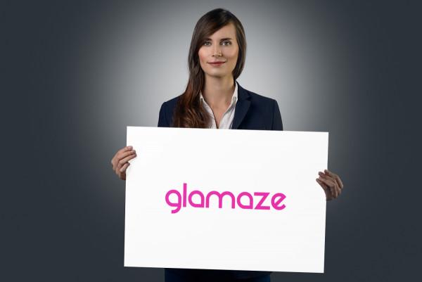 Sample branding #1 for Glamaze