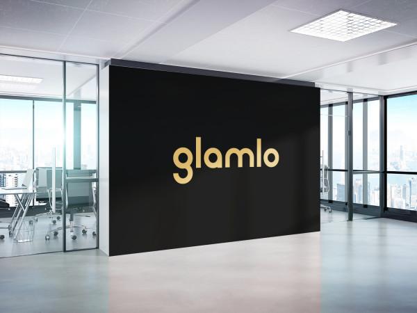 Sample branding #3 for Glamlo