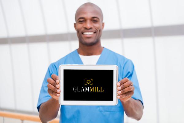 Sample branding #3 for Glammill