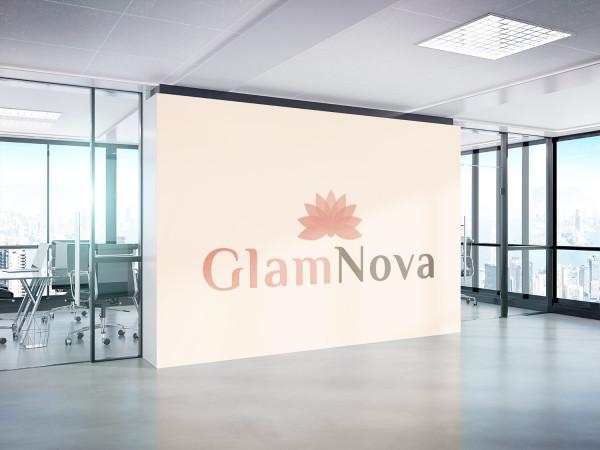 Sample branding #3 for Glamnova