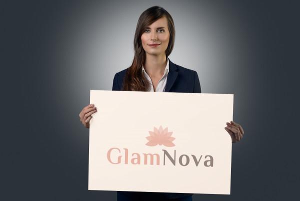 Sample branding #2 for Glamnova