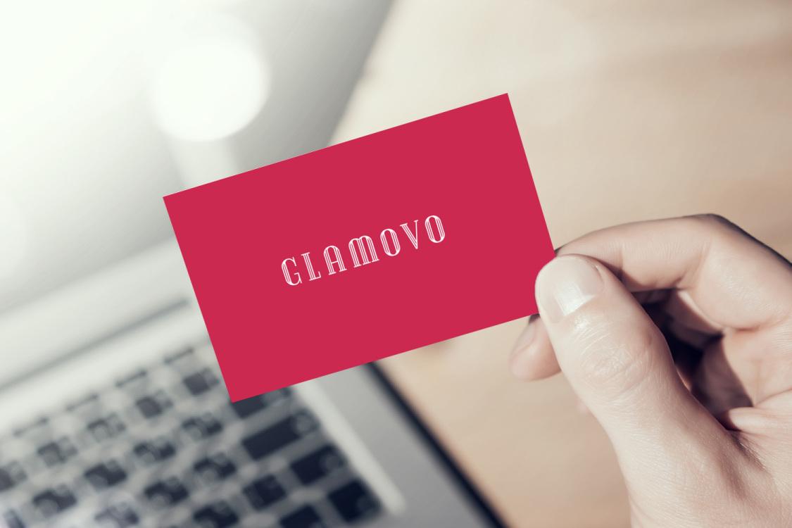 Sample branding #3 for Glamovo