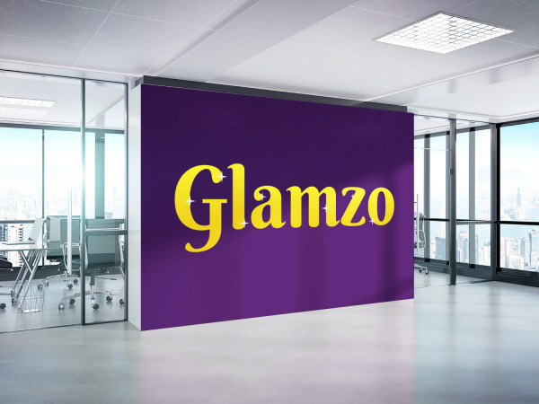 Sample branding #3 for Glamzo