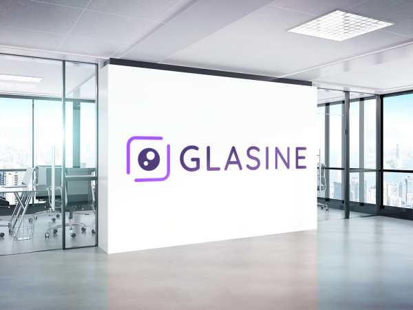 Sample branding #2 for Glasine