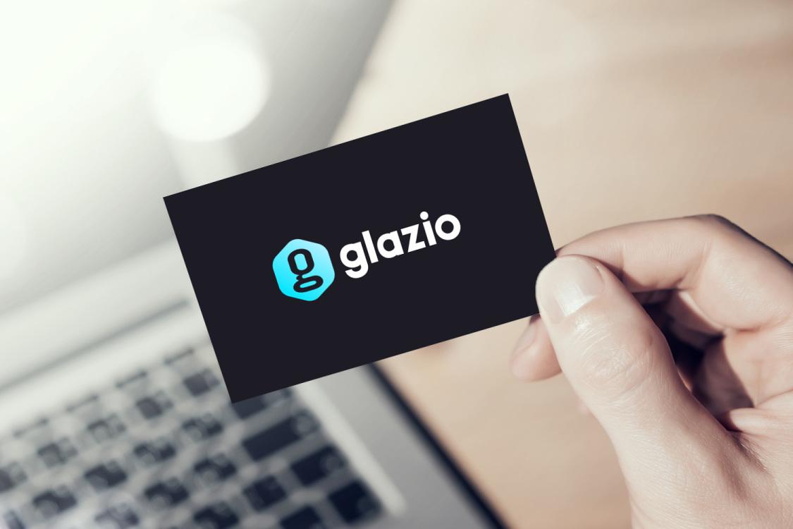 Sample branding #1 for Glazio