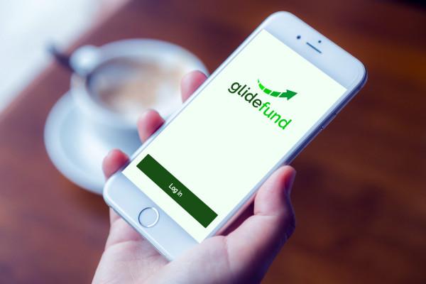 Sample branding #1 for Glidefund