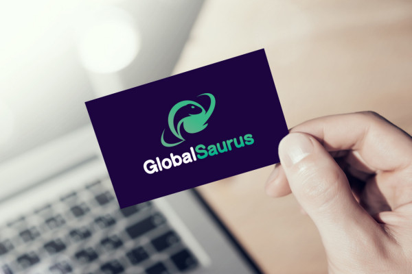 Sample branding #3 for Globalsaurus
