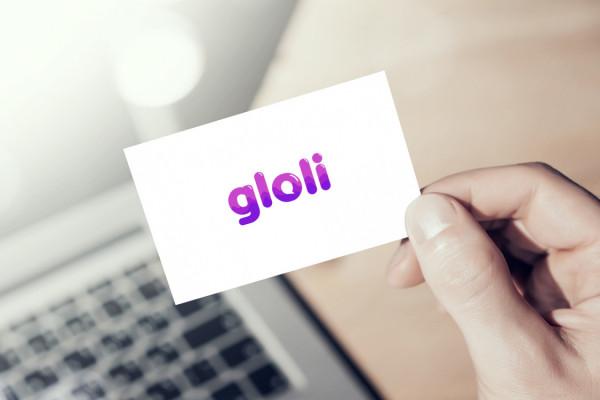 Sample branding #3 for Gloli