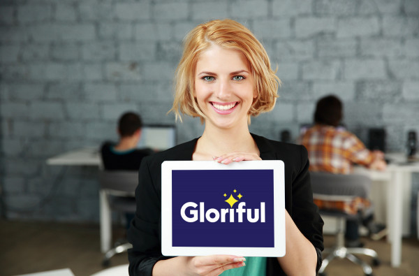 Sample branding #2 for Gloriful