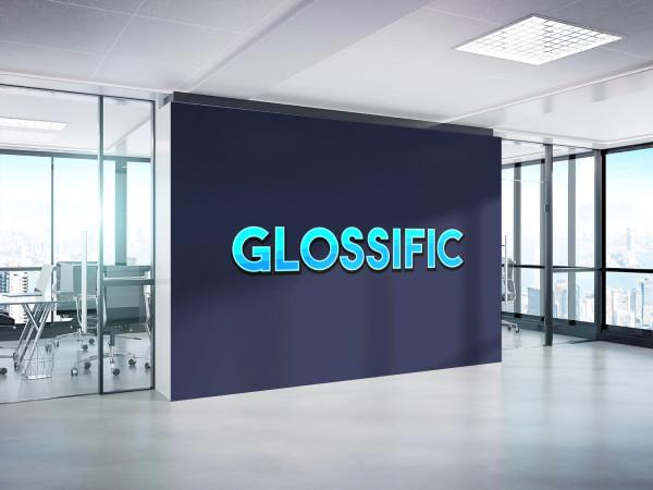 Sample branding #3 for Glossific