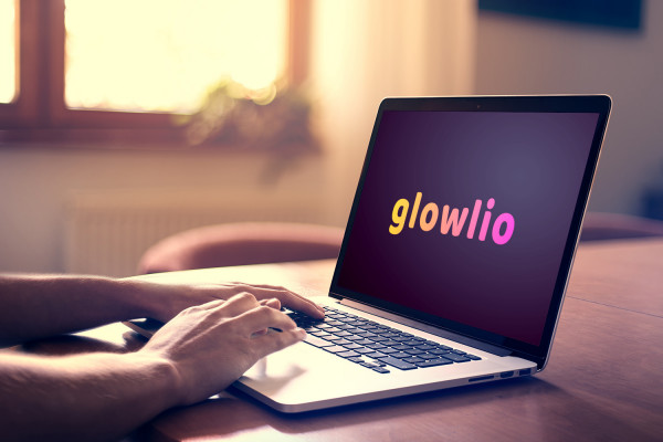 Sample branding #2 for Glowlio