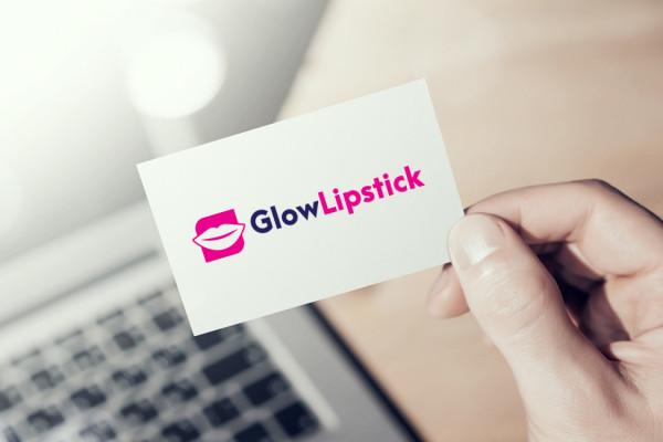 Sample branding #1 for Glowlipstick