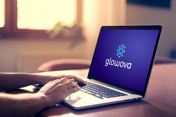 Sample branding #3 for Glowova