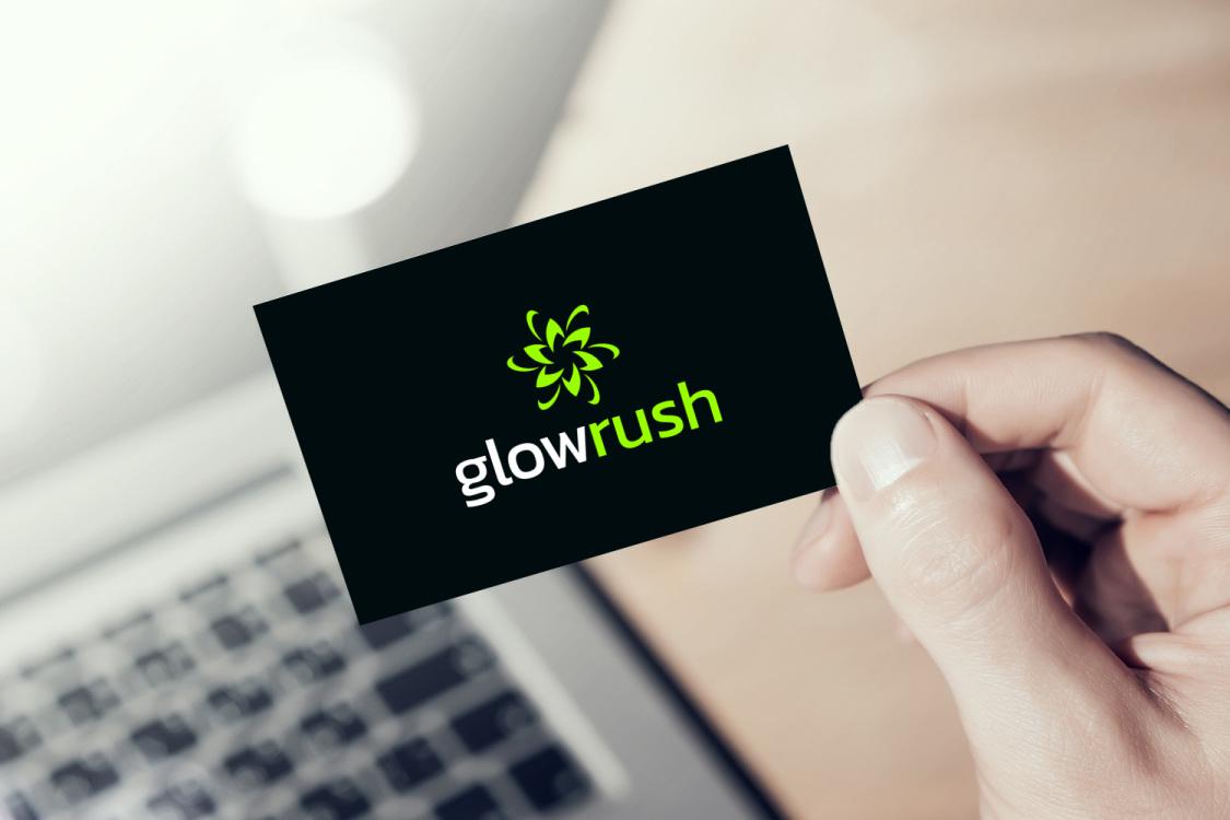 Sample branding #3 for Glowrush
