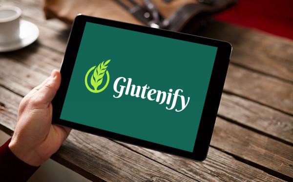 Sample branding #3 for Glutenify