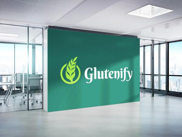 Sample branding #1 for Glutenify