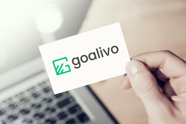 Sample branding #3 for Goalivo